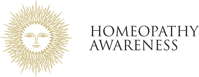 Homoepathy Awareness logo